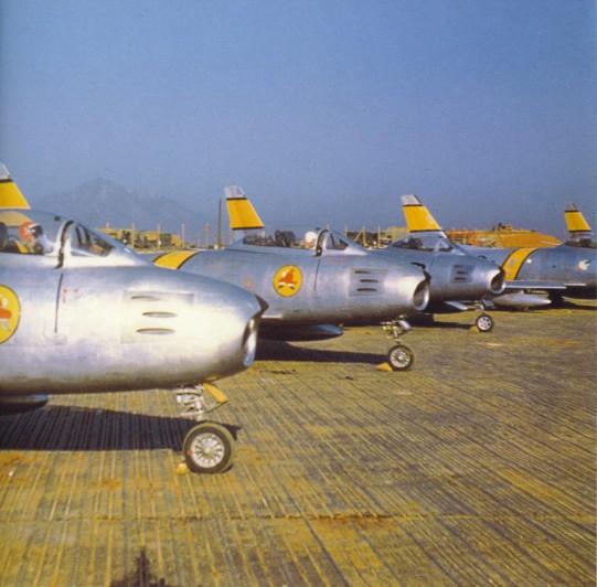 美国空军 朝鲜战争/组图:朝鲜战争中的美国空军