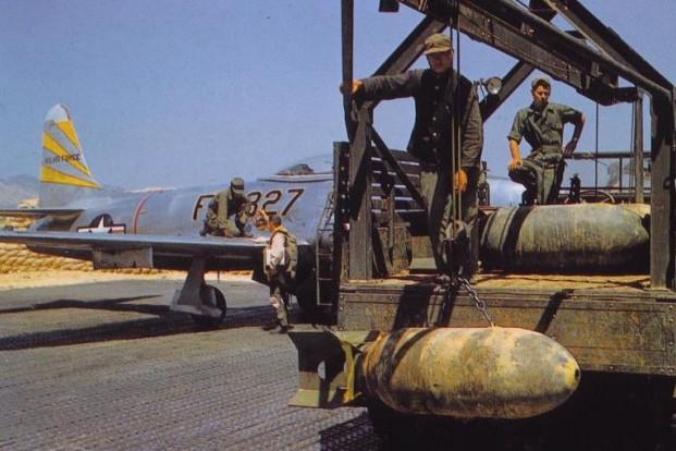 读书 美国空军/揭秘朝鲜战争中的美国空军(组图)