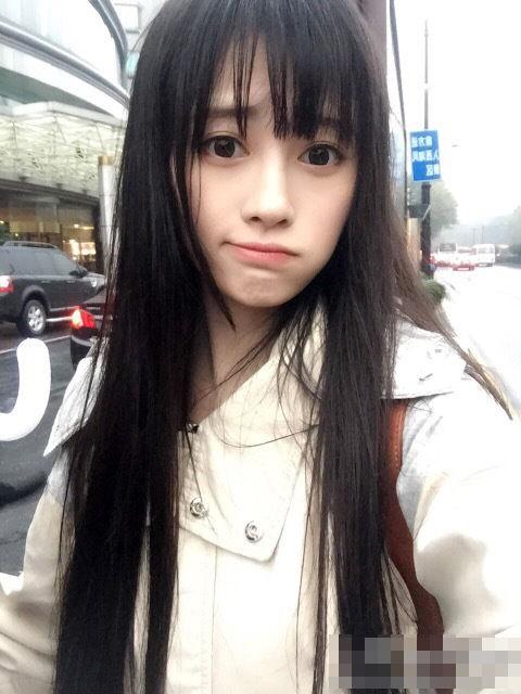 一方通行女化版-日媒评出中国第一美女:美艳方物 萌化人心图片